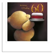 60th Birthday Forever Friends Card