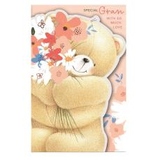 Special Gran Forever Friends Mother's Day Card