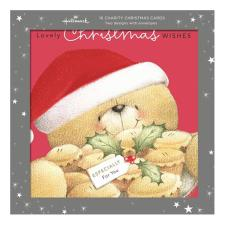 Forever Friends Christmas Cards Boxed Pack of 16