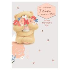Mum From Son Forever Friends Mother's Day Card