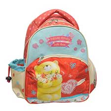 Forever Friends Floral Junior Backpack