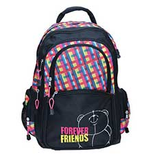 Large Forever Friends Oval Backpack