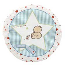 Forever Friends Little Star Round Cushion