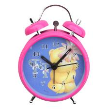 Forever Friends Twin Bell Alarm Clock