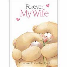 My Wife Forever Friends Book