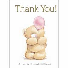 Thank You Forever Friends Book