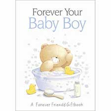 My Baby Boy Forever Friends Book