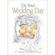 On Your Wedding Day Forever Friends Book
