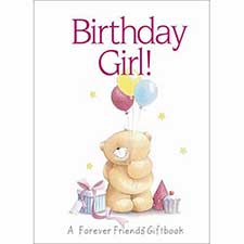 Birthday Girl Forever Friends Book