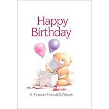 Happy Birthday Forever Friends Book