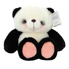 "10"" Panda Personalised Forever Friends Bear"