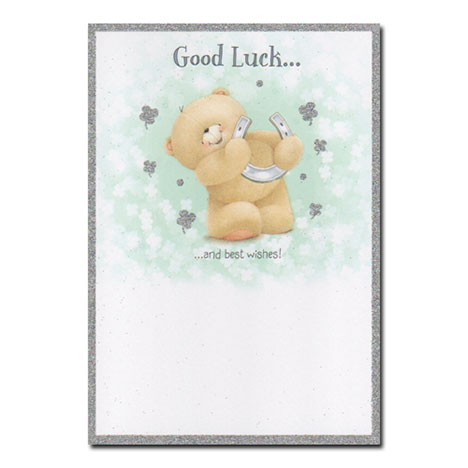 Goodluck Daughter Wedding Gift : Good Luck Horse Shoe Forever Friends Card Forever Friends Official ...