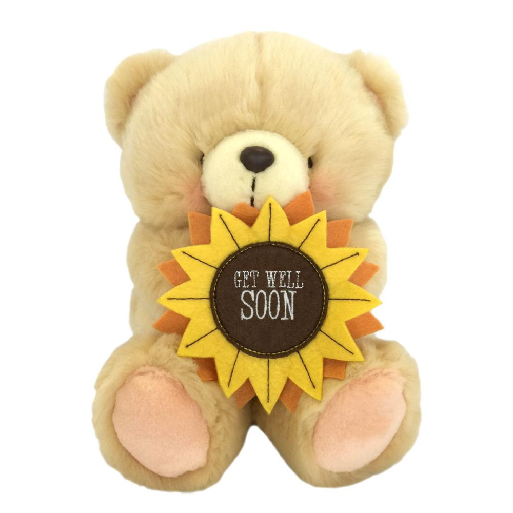 10 get well soon sunflower forever friends bear forever friends