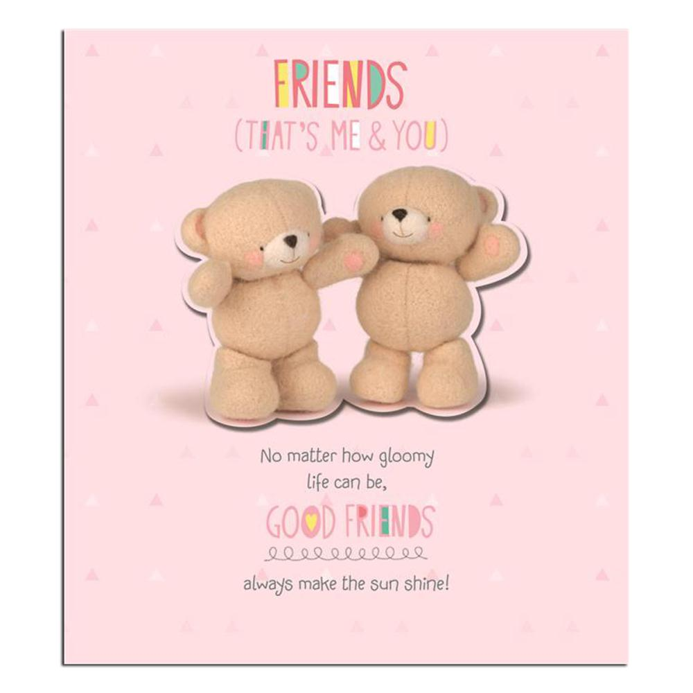 Good Friends Thank You Forever Friends Card Forever Friends