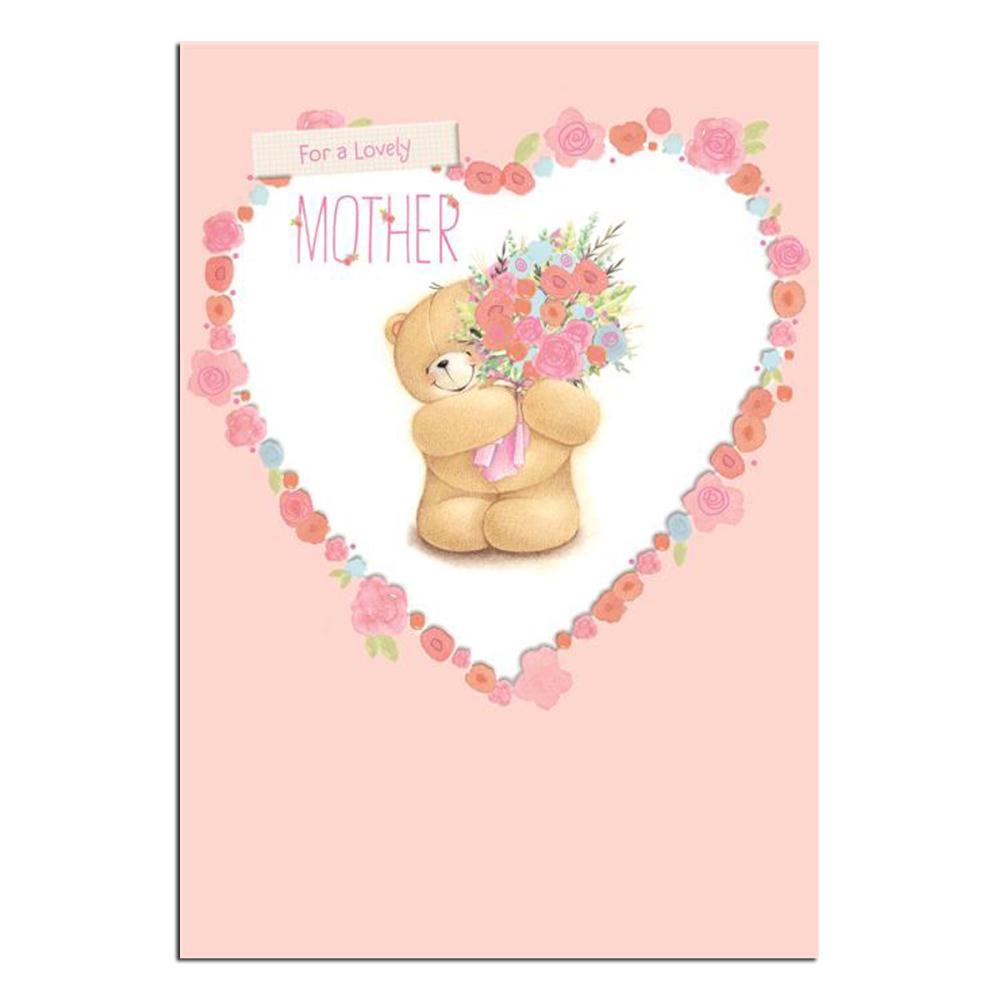 lovely mother birthday forever friends card forever