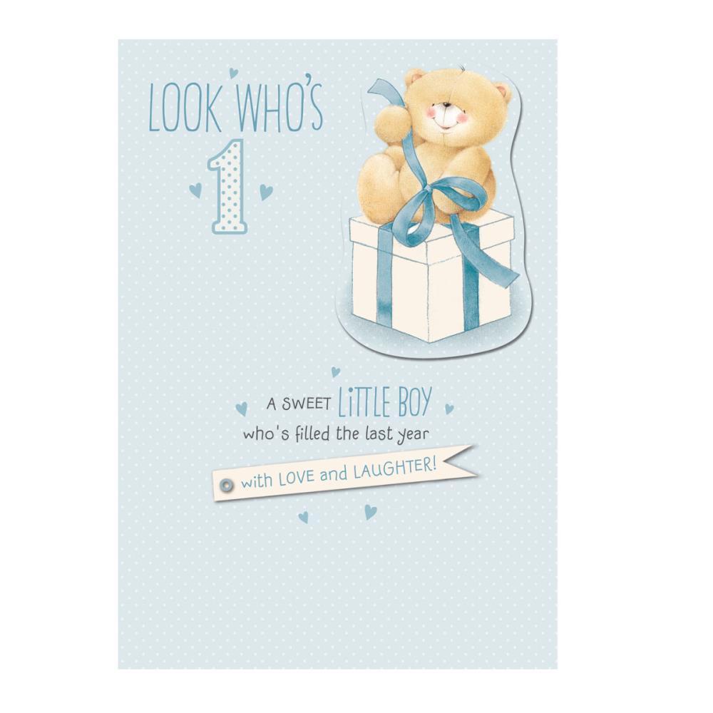 Forever Friends 1st Birthday Cards Various Ebay