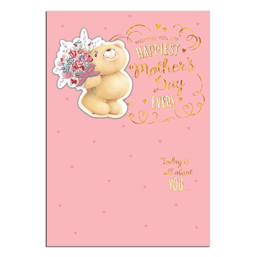 Happiest Mothers Day Ever Forever Friends Mothers Day Card Forever