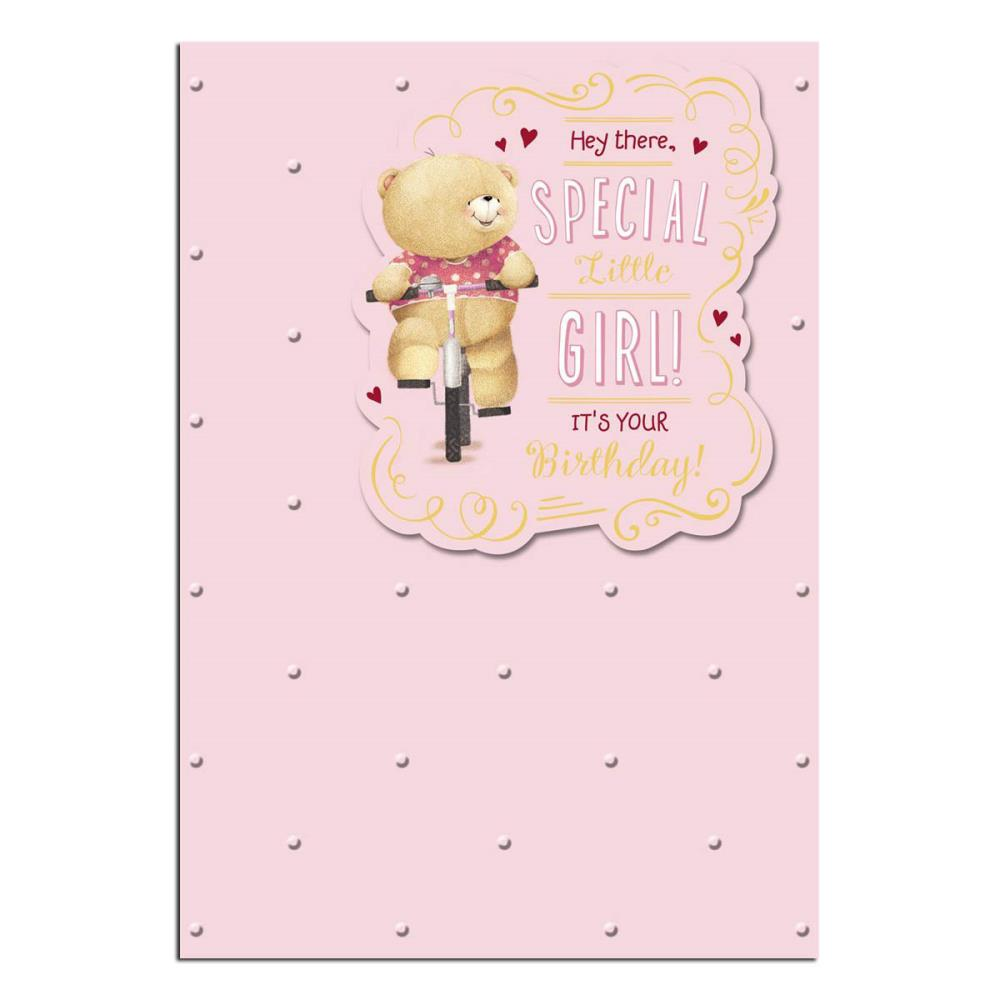 Birthday cards forever friends official store special little girl forever friends birthday card kristyandbryce Image collections