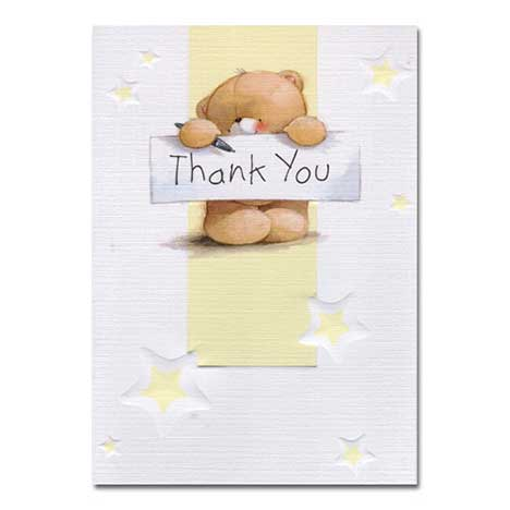 Thank You Forever Friends Card