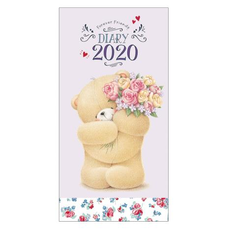 Forever Friends Slim Diary 2020