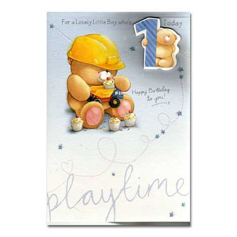 1 Today Birthday Forever Friends Card
