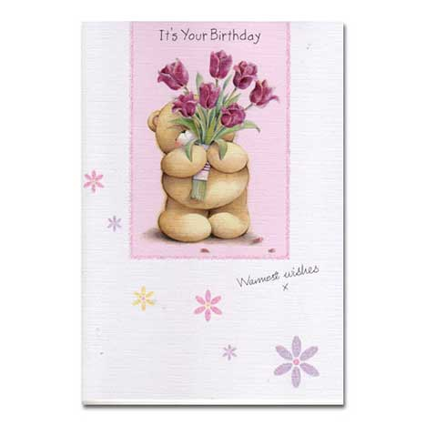 Birthday Forever Friends Card