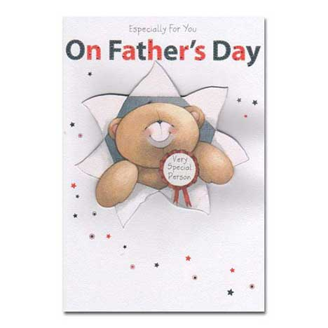 Especially for You on Fathers Day Forever Friends Card