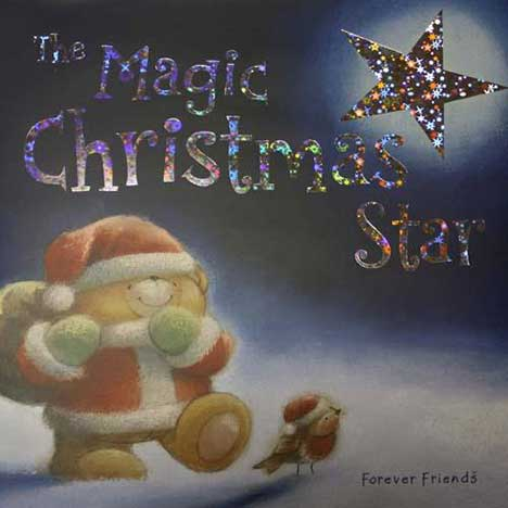 Forever Friends Magic Christmas Star Book