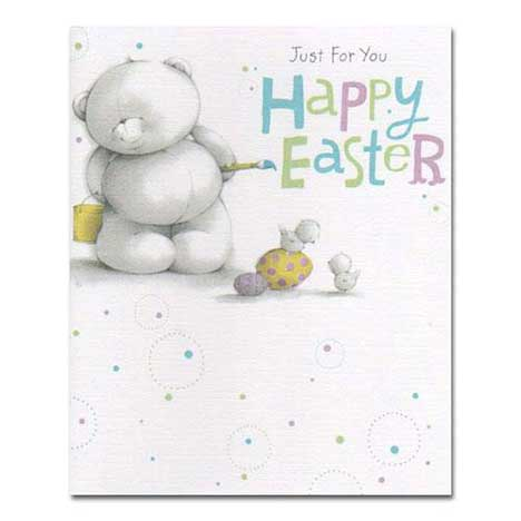 Happy Easter Forever Friends Card