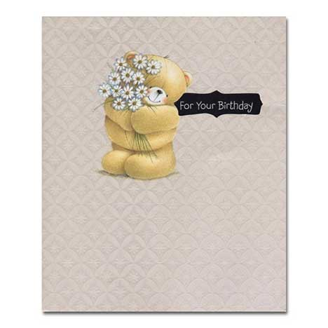 Bunch of Daisys Birthday Forever Friends Card