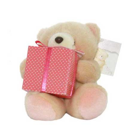 "6"" With Present For You Forever Friends Bear"