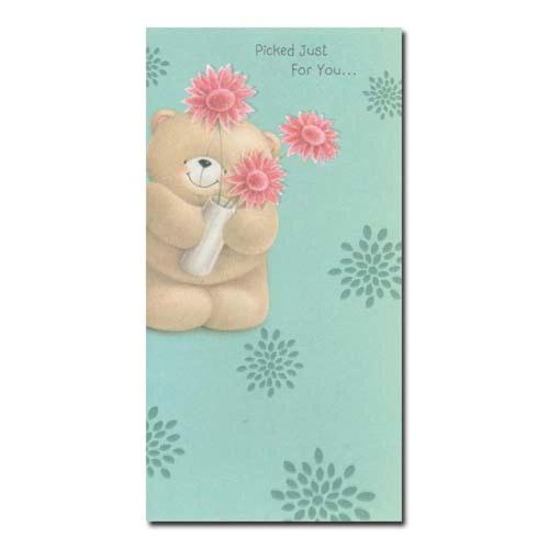 Picked Just For You Forever Friends Card
