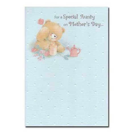 Special Aunty Forever Friends Mothers Day Card