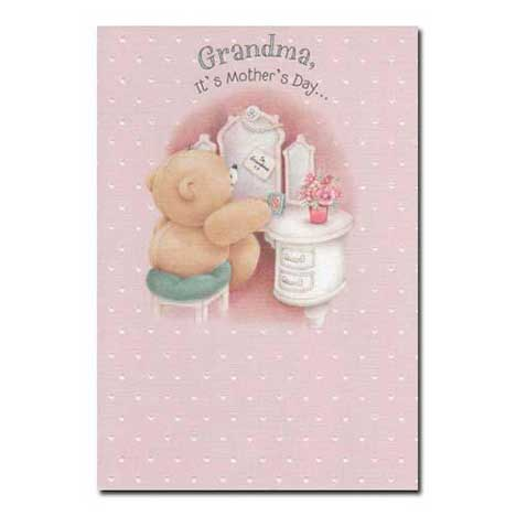 To Grandma Forever Friends Mothers Day Card