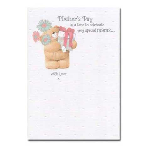 Special Mam Forever Friends Mothers Day Card