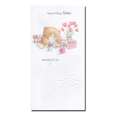 Gran Birthday Forever Friends Card
