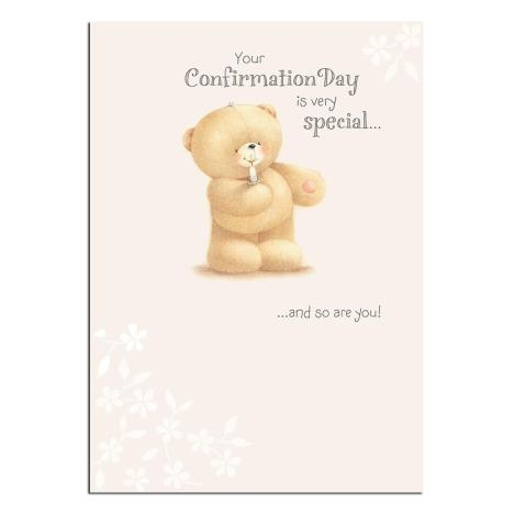 Your Confirmation Day Forever Friends Card