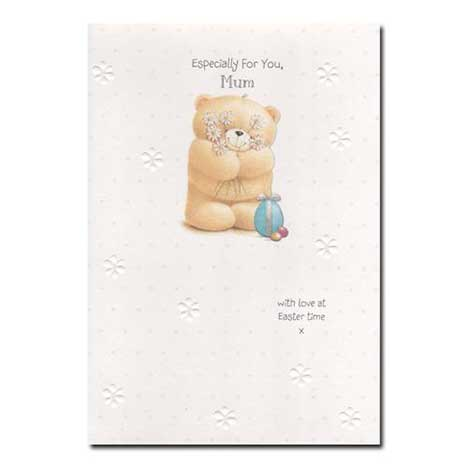 Mum Forever Friends Easter Card