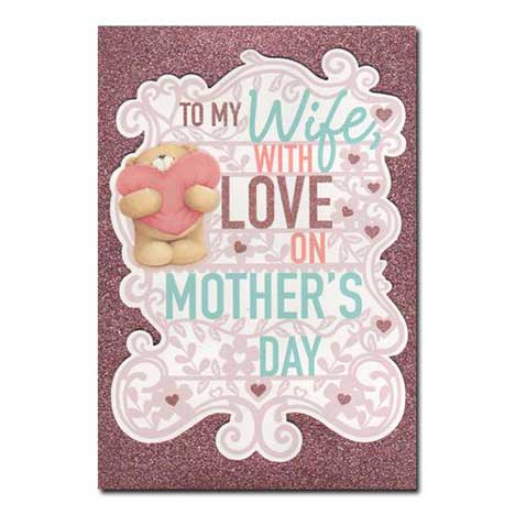 Wife Forever Friends Mothers Day Card