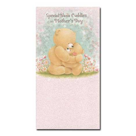 Special Nana Forever Friends Mothers Day Card
