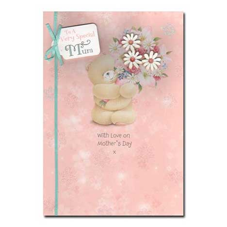 Special Mum Forever Friends Mothers Day Card