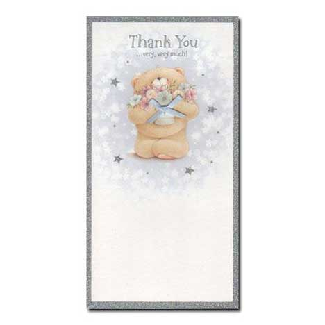 Thank You Very Much Forever Friends Card