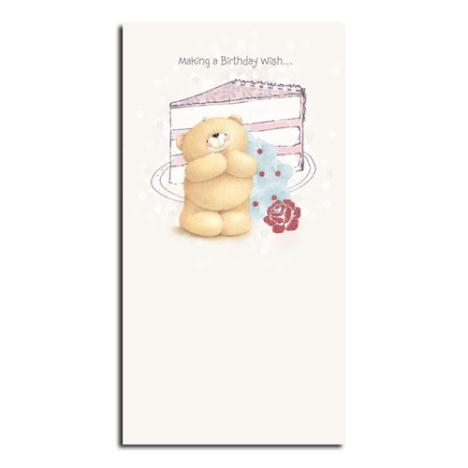 Birthday Wish Forever Friends Card