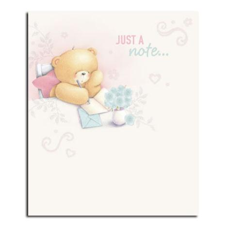 Just A Note Forever Friends Birthday Card