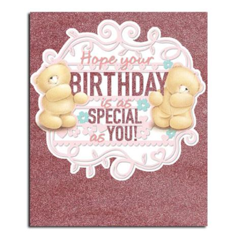 Special Birthday Forever Friends Card