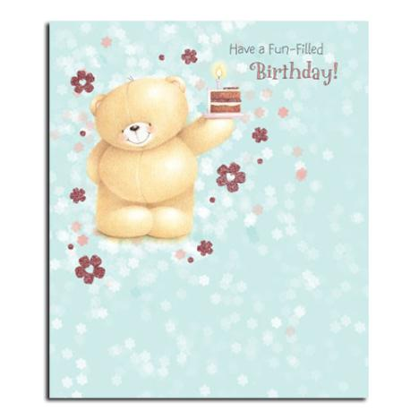 Fun-Filled Birthday Forever Friends Card