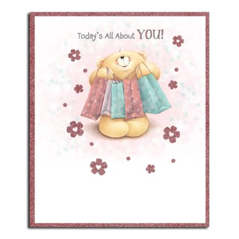 All About You Forever Friends Birthday Card