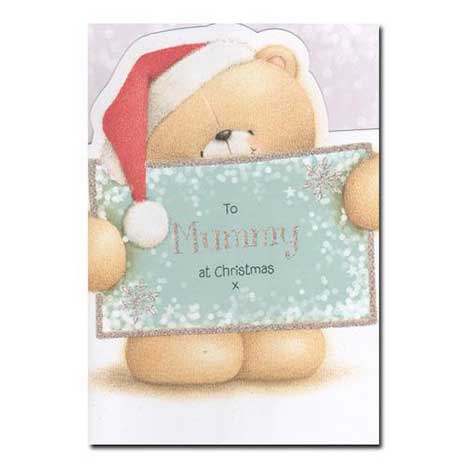 Mummy Forever Friends Christmas Card