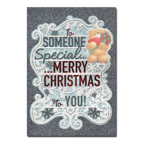 Someone Special Forever Friends Christmas Card