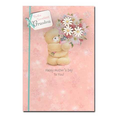 Grandma Forever Friends Mothers Day Card